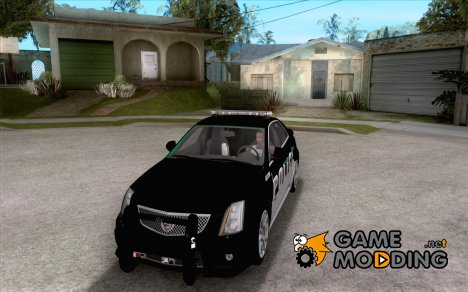 Cadillac CTS-V Police Car for GTA San Andreas