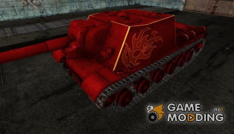ИСУ-152 от Grafh for World of Tanks