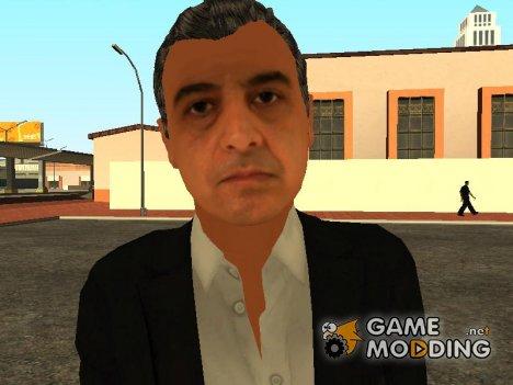 Yalcin Bulut from Kurtlar Vadisi Pusu для GTA San Andreas