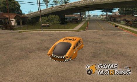 Такси из GTA Alien City for GTA San Andreas