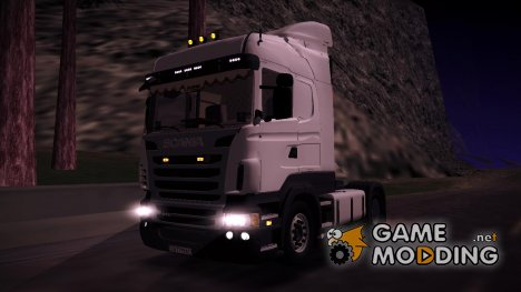 Scania G420 для GTA San Andreas