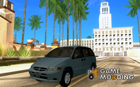 Dodge Caravan for GTA San Andreas