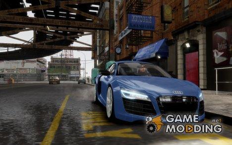 Audi R8 E Sport для GTA 4
