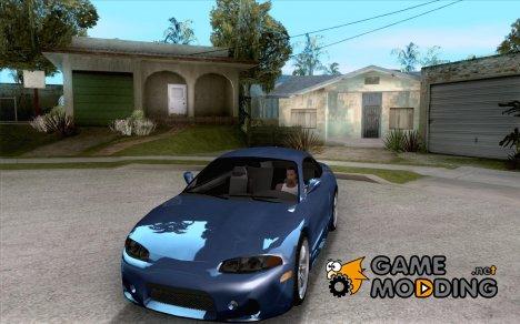 Mitsubishi Eclipse Tunable for GTA San Andreas