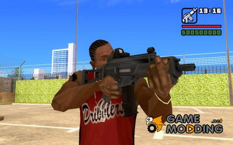 G36C Holographic for GTA San Andreas