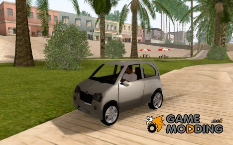 Chatenet Barooder 07 for GTA San Andreas