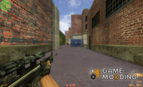 IMI - Galil (the killer of the desert) для Counter-Strike 1.6