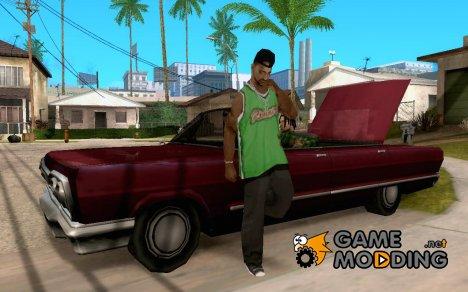 Занятые братки для GTA San Andreas