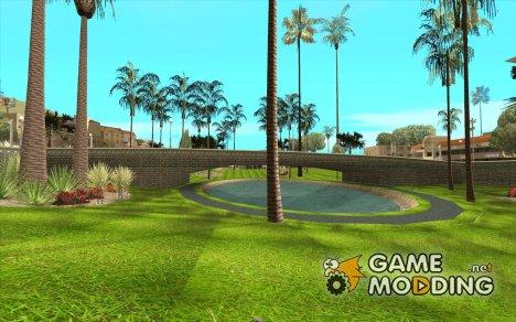 Новый парк в Лос Сантосе for GTA San Andreas