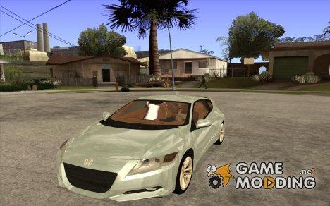 Honda CR-Z 2010 V1.0 for GTA San Andreas
