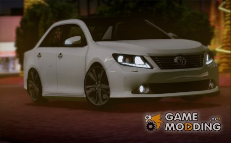 Toyota Camry V50 Stock for GTA San Andreas