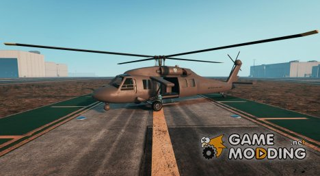 Annihilator FAP (Rockets) 1.0.1 for GTA 5