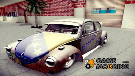 Volkswagen Beetle Bosnia Stance Nation для GTA San Andreas