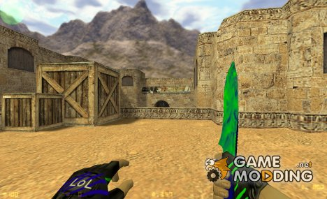 LoL Knife for Counter-Strike 1.6