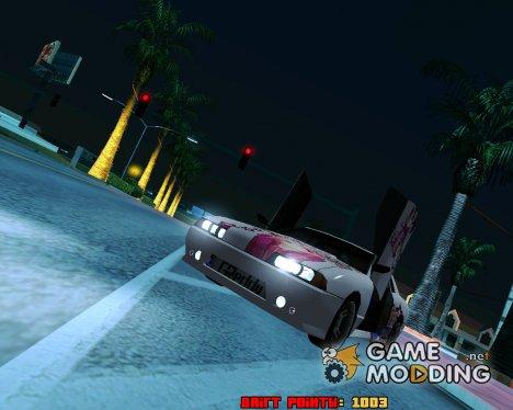 Elegy by Unlucky для GTA San Andreas