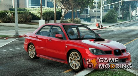 2005 Subaru Impreza WRX STi for GTA 5