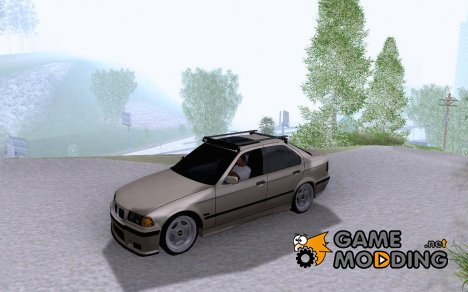 BMW M3 E36 Best Tuning for GTA San Andreas