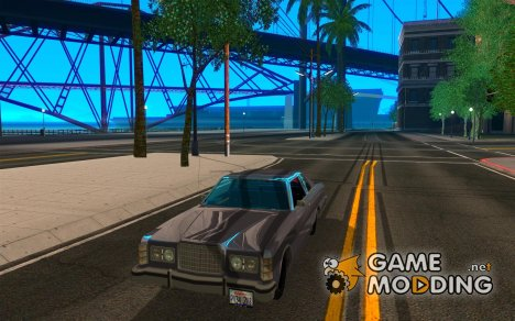 Ford LTD Coupe 1975 для GTA San Andreas