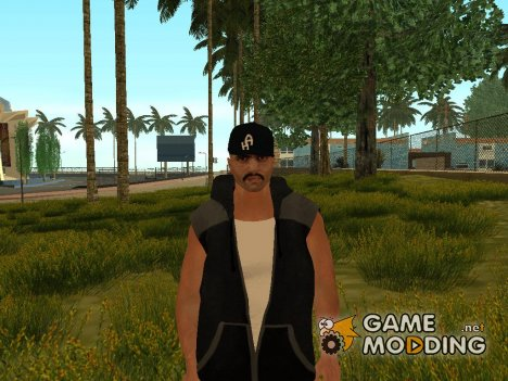 New bandit для GTA San Andreas