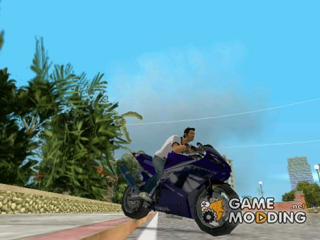 Yamaha YZF R1 for GTA Vice City