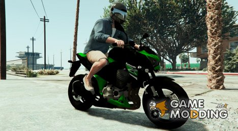 2014 Kawasaki Z800  for GTA 5