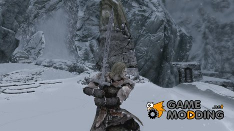 Demon knight swords for TES V Skyrim
