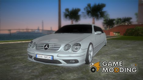 Mercedes-Benz CL65 AMG Limousine for GTA Vice City