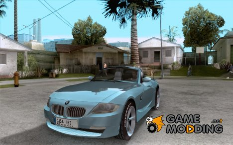 BMW Z4 Roadster 2006 for GTA San Andreas