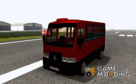 DEUTZ M2000 DOLMUS AKSESUARLI for GTA San Andreas