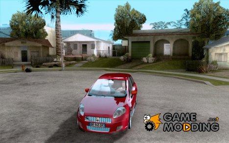 Fiat Grande Punto 3.0 Abarth для GTA San Andreas