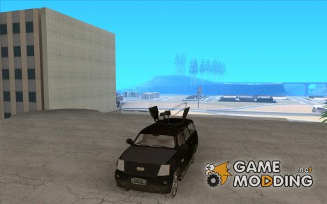 Suv Call Of Duty Modern Warfare 3 для GTA San Andreas
