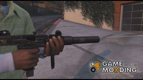 IMI Mini Uzi for GTA 5