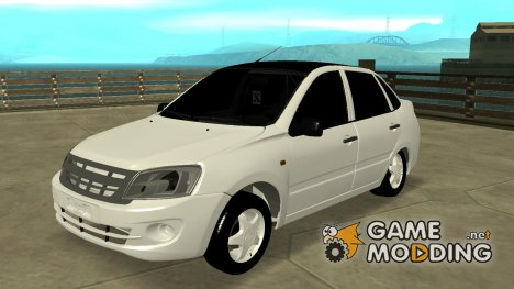 Лада Гранта для GTA San Andreas