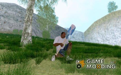 Spade для GTA San Andreas