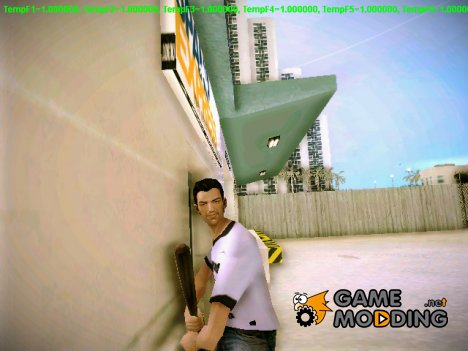 Бита из Manhunt for GTA Vice City