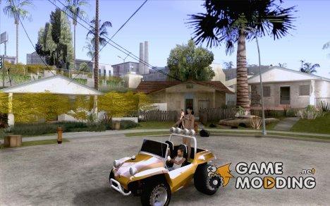 Volkswagen Dune Buggy for GTA San Andreas