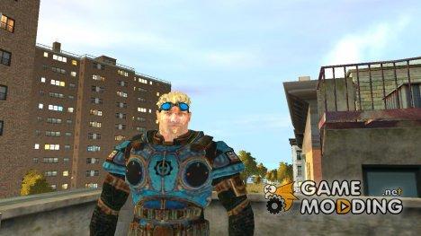 Деймон Бэйрд for GTA 4