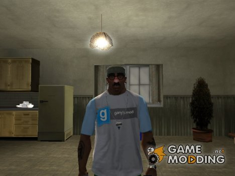 "Футболка ""Garry's Mod"" for GTA San Andreas"