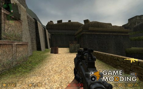 Tactical M4 для Counter-Strike Source