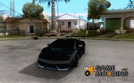 Lamborghini Gallardo Racing Street for GTA San Andreas