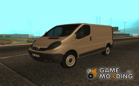 Opel Vivaro for GTA San Andreas