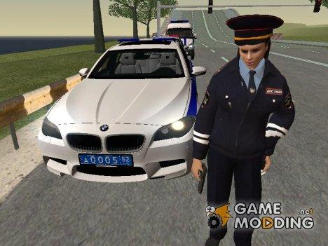 Специально для сервера Dame RP for GTA San Andreas