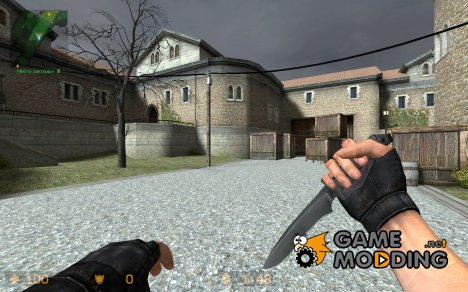 Assassin Knife for Counter-Strike Source