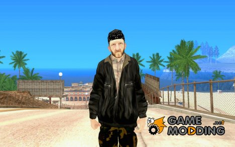 Autumn hunter для GTA San Andreas
