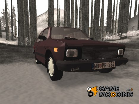 Yugo Koral 45 A for GTA San Andreas