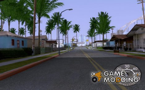 Спидак 'сделано в ссср' for GTA San Andreas