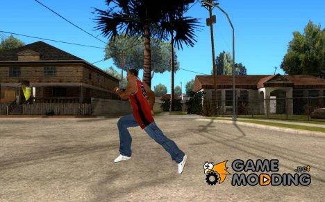Новые Анимации 2012 for GTA San Andreas