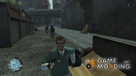 Police State Mod v 0.3 for GTA 4