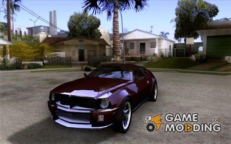 AMC Javelin 2010 для GTA San Andreas
