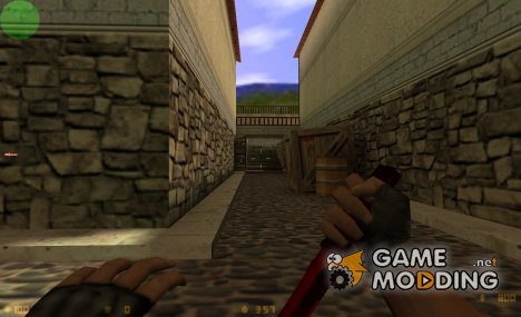 Bloody PGL knife для Counter-Strike 1.6